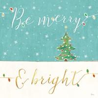 Underlined Christmas II Fine Art Print