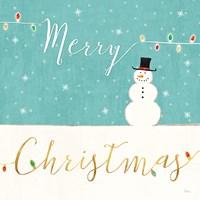 Underlined Christmas I Fine Art Print