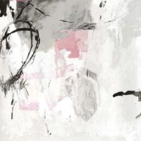 Gray Pink I Fine Art Print