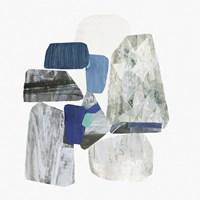 Stone I Framed Print