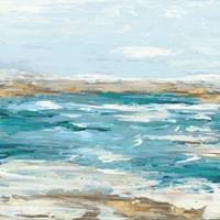 Sea Side III Fine Art Print