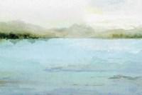 Blue Lake Fine Art Print