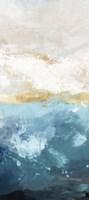 Water Gold II Fine Art Print