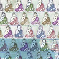 Budda Print Fine Art Print