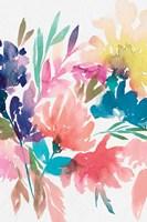 Fresh Bouquet I Fine Art Print