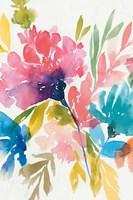Fresh Bouquet II Fine Art Print