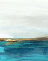 Pastoral Landscape II Fine Art Print
