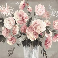 Peach Bouquet Fine Art Print