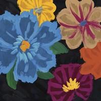 Bright Flowers II Framed Print