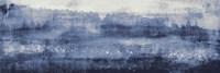 Sapphire Landscape Fine Art Print