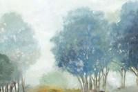 Blueberry Hill Fine Art Print