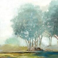 Blueberry Hill II Fine Art Print