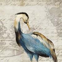 Heron I Fine Art Print