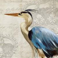 Heron II Fine Art Print