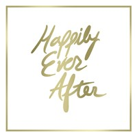 Happily Ever After Border Fine Art Print