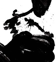 Ink Blot III Framed Print