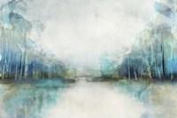 Subtle Horizon Fine Art Print