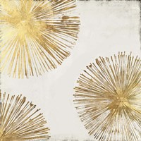 Gold Star II Fine Art Print