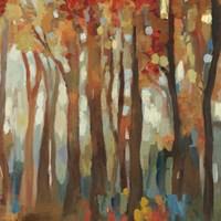 Marble Forest III Fine Art Print
