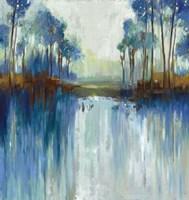 Late Summer Landscape Fine Art Print