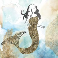 Mermaid I Fine Art Print