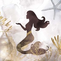 Mermaid II Fine Art Print