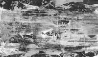 Black and White Abstract V Fine Art Print