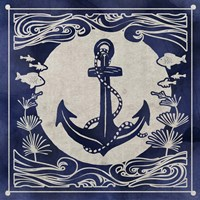 Ink Anchor Fine Art Print