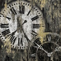 Clockwork I Fine Art Print
