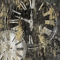 Clockwork II Fine Art Print