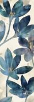 Indigo Veranda II Fine Art Print
