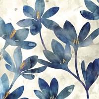 Veranda Blue II Fine Art Print