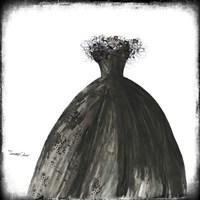 Black Dress I Fine Art Print