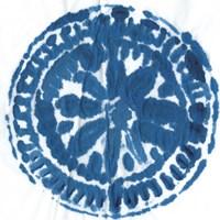 Indigo Dye VI Fine Art Print