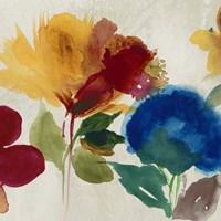 Inflorescence I Framed Print