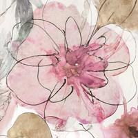 Pretty in Pink I Framed Print