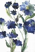 Blue Bliss II Fine Art Print
