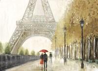 Wandering Paris Fine Art Print