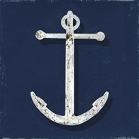Lower the Anchor Fine Art Print