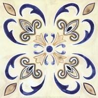 Timeless Tiles II Fine Art Print