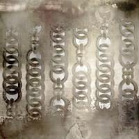 Chainlink II Framed Print