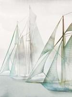 Glide II Fine Art Print