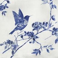 Porcelain Hummingbird Fine Art Print