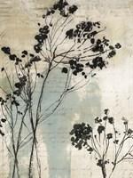 Inky Floral I Fine Art Print
