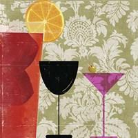 Cocktail II Fine Art Print