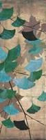Azure Branch I Fine Art Print