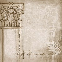 Romanesque I Fine Art Print