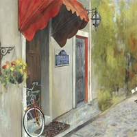 Stopping By Fine Art Print