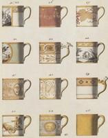 Teacups I Framed Print