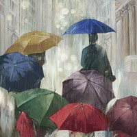 Downpour Fine Art Print